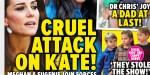 Kate Middleton, une attaque cruelle de Meghan Markle, la mise au point