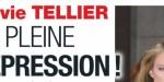 Sylvie Tellier, en pleine dépression, à quelques jours de Miss France