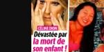 Céline Dion dévastée par la mort d'un enfant, triste confidence
