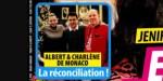 Charlène et Albert de Monaco, la réconciliation,  après les frictions, la paix règne au palais