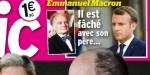 Emmanuel Macron fâché avec son père - rôle clé de Brigitte Macron