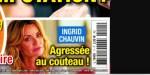 Ingrid chauvin agressée au couteau, un nouveau drame