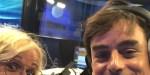 Julian Bugier, Marie-Sophie Lacarrau,  ça chauffe en coulisse, réponse du journaliste
