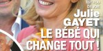 Julie Gayet et François Hollande, un  bébé dans leur vie, réjouissante annonce (photo)