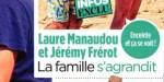 Laure Manaudou maman d'un deuxième garçon, elle a accouché à son domicile