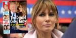 Melania Trump lassée, elle veut quitter Donald Trump morose et aigri