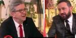Jean-Luc Mélenchon face à Cyril Hanouna - Ce célèbre journaliste qu'il ne supporte pas
