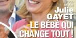 Julie Gayet, François Hollande, un bébé dans leur vie, ça se confirme (photo)