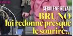 Ségolène Royal, fin d'histoire avec Bruno B, l'endroit où elle se cache