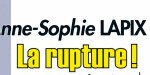 Anne-Sophie Lapix en couple avec Arthur, «la rupture»