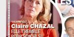 Claire Chazal inquiète pour son fils François, sombre accusation d'Hélène Devynck