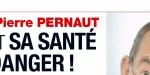 Jean-Pierre Pernaut en danger de mort - mise en garde Christophe Dechavanne
