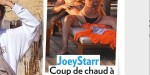 JoeyStarr, c'est chaud à Saint-Barth, il se lâche avec une bombe, Karine Le Marchand oubliée