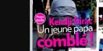 Kendji Girac et Soraya Miranda, parents inquiets, débusqués à Paris avec leur petite Eva (photos)