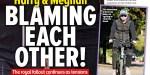 Prince Harry désemparé boudeur à Santa Barbara, sérieuse crise avec Meghan Markle