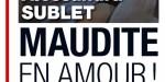 Alessandra Sublet «maudite en amour», elle prend une grande décision pour juin
