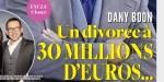 Dany Boom, un divorce à 30 millions d'euros, fin d'histoire avec Yaël