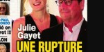 « Douloureuse rupture », la mise au point de Julie Gayet sur sa relation avec François Hollande (photo)