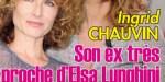 Ingrid Chauvin, le coeur gros, son ex très complice avec Elsa Lunghini