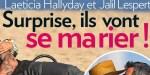 Laeticia Hallyday et Jalil Lespert, mariage surprise, révélation sur leur union