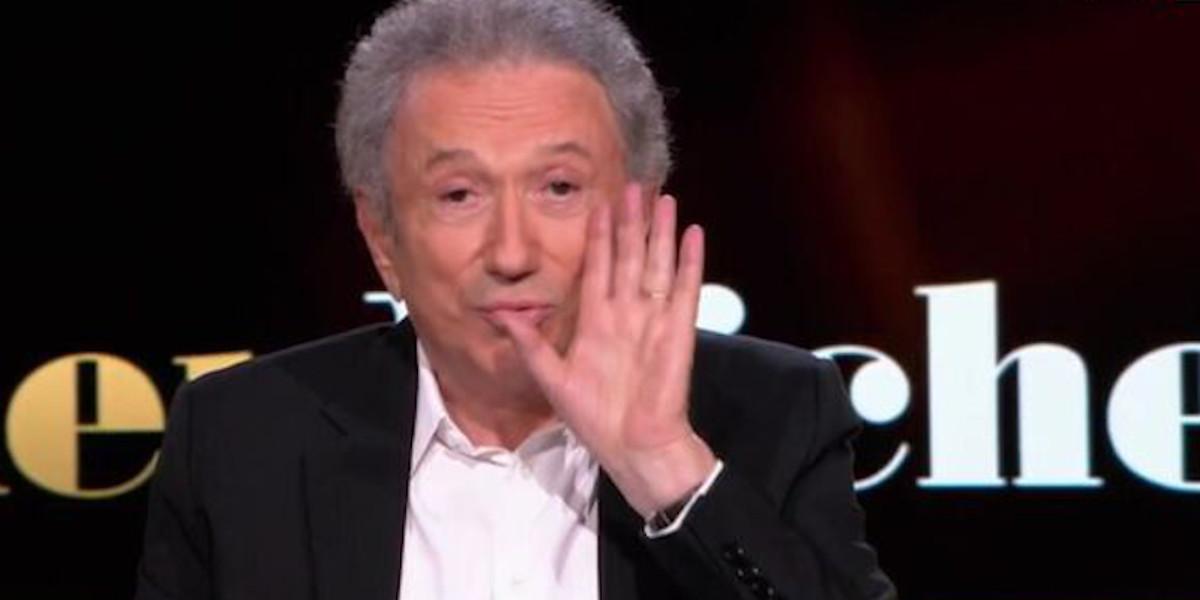 Michel Drucker opéré du coeur