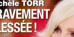 Michèle Torr «gravement blessée», la vérité éclate au grand jour
