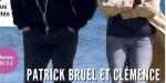 Patrick Bruel et Clémence, différence d'âge, réplique cash aux mauvaises langues