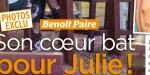 Benoît Paire en couple avec Julie Bertin, «malheureux», le cri de coeur de sa mère