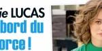 Lucie Lucas crise familiale, l'actrice livre sa vérité