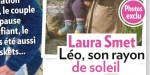 Laura Smet apaisée avec Léo, l'actrice immortalisée avec son fils au Cap Ferret (photo)