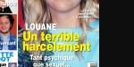 Louane, un terrible harcèlement, tant psychologique que sexuel (photo)