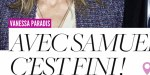 Vanessa Paradis, clap de fin avec Samuel Benchetrit, la chanteuse divorce