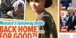 A l'aise en Afrique, Charlène de Monaco refuse de rentrer
