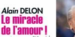 Alain Delon, le miracle de l'amour, révélation sur Hiromi, sa compagne