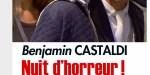 Benjamin Castaldi, nuit d'honneur, confidence sur un terrible traumatisme