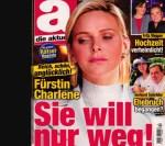 Charlène de Monaco, sérieuse crise psychologique, révélation sur son état (photo)