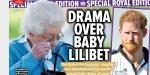 Harry et Meghan Markle font pleurer la reine - Humiliante négligence à la naissance de Lilibet