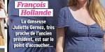 Juliette Gernez «bébéen route» - distance entre François Hollande et Julie Gayet