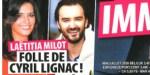 Laetitia Milot «trop proche» de Cyril Lignac, mise au point, confidence chez Nikos Aliagas