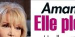 Amanda Lear en deuil : Elle pleure sa soeur