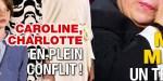 Caroline de Monaco, Charlotte Casiraghi, en plein conflit sur le Rocher, une guérilla sournoise