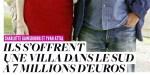 Charlotte Gainsbourg et ses filles réfugiée à Baux-de-Provence, dans une villa à plusieurs millions