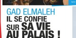 Gad Elmaleh séparé de Charlotte Casiraghi, ses confidences sur la famille princière