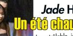 Jade Hallyday incontrôlable et ingérable, un été chaud à Paris