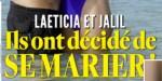 Laeticia Hallyday et Jalil Lespert, officiellement fiancés, un mariage pour bientôt