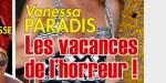 Vanessa Paradis, les vacances de l'horreur à Plan-de-la-tour