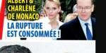 Albert et Charlène de Monaco, la rupture consommée, une violente dispute