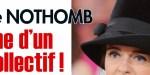 Amélie Nothomb victime d'un viol collectif