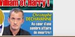 Christophe Dechavanne, au cœur d'une sombre affaire de meurtre