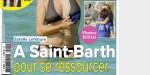 Estelle Lefébure cap sur Saint-Barth - Laeticia Hallyday évitée comme la peste